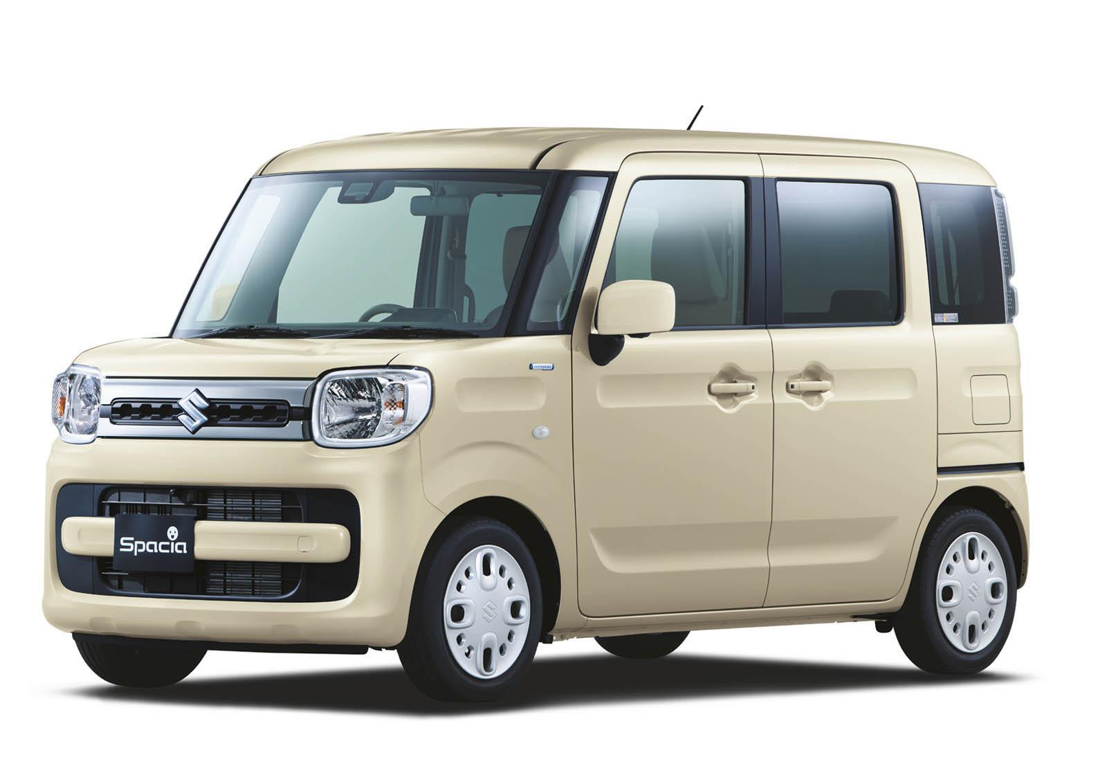 Suzuki Spacia 2018 (3)