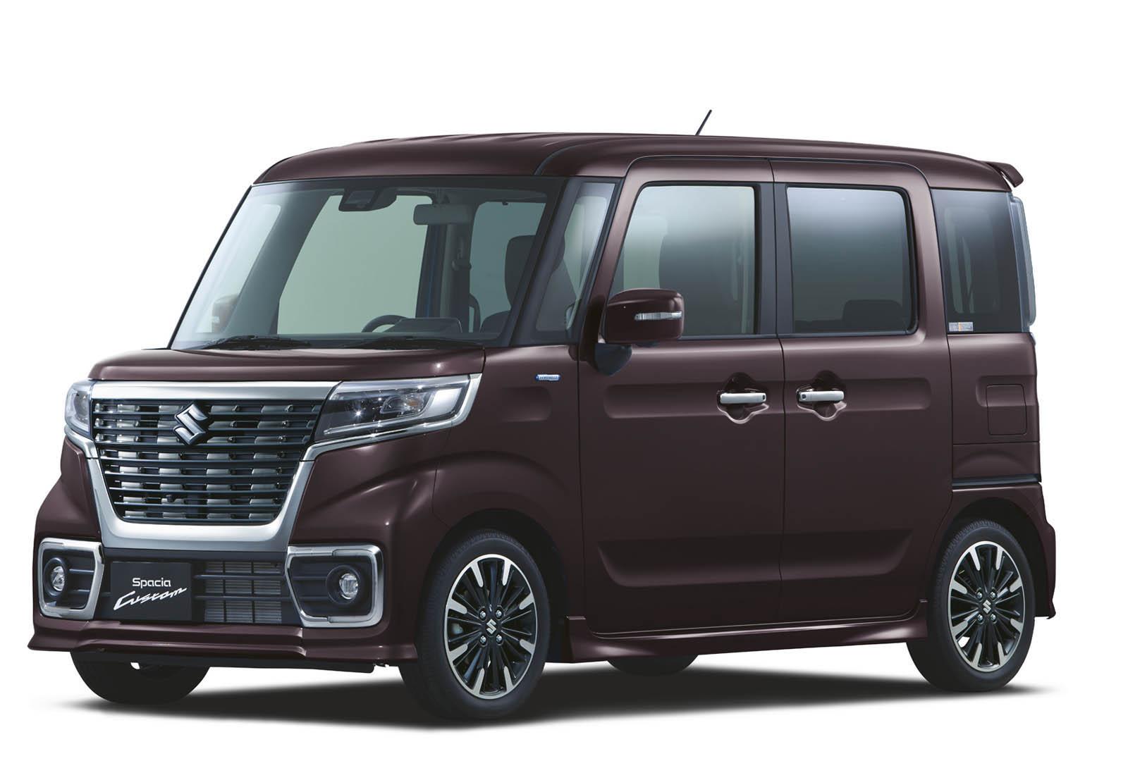 Suzuki Spacia 2018 (30)