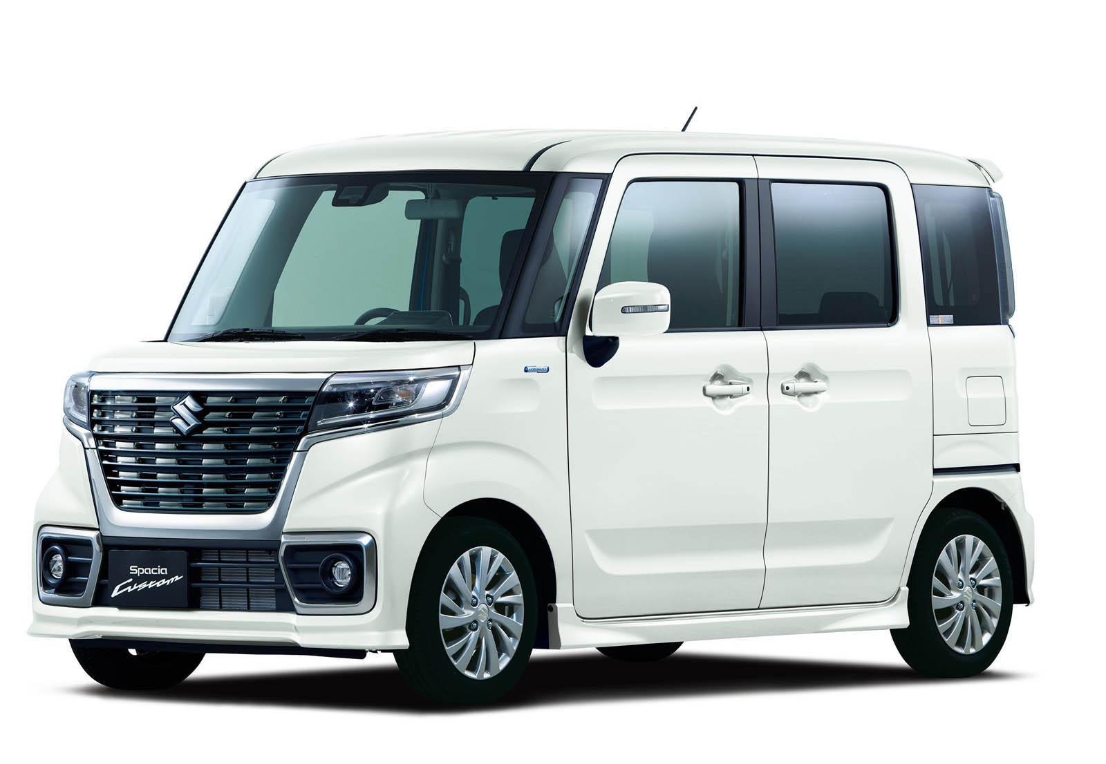 Suzuki Spacia 2018 (31)