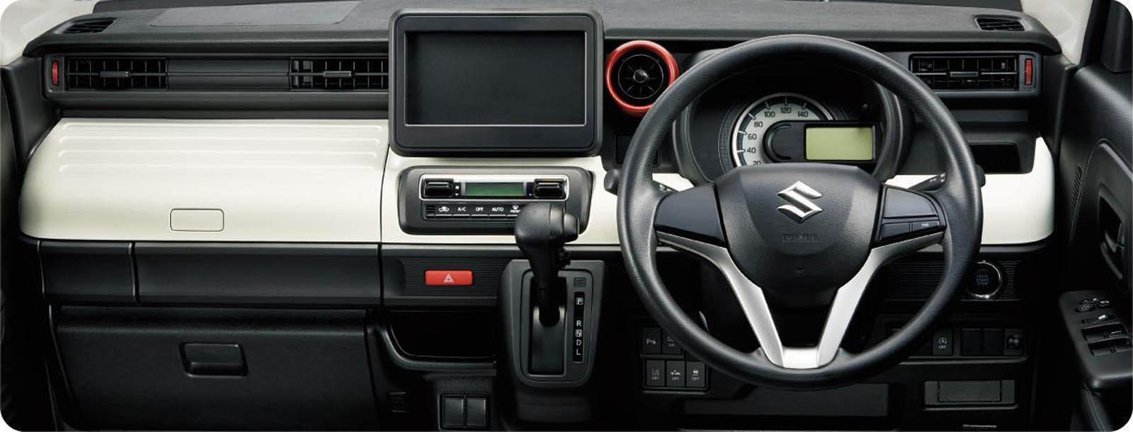 Suzuki Spacia 2018 (33)