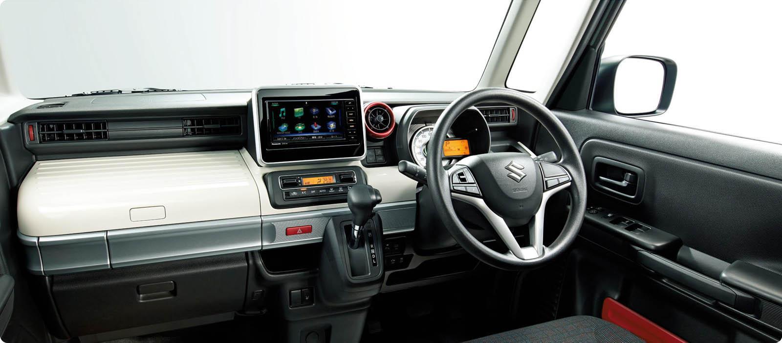 Suzuki Spacia 2018 (34)