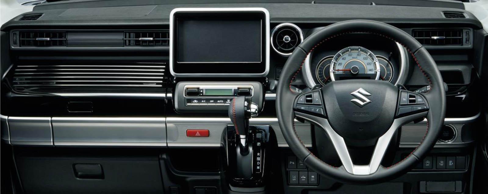 Suzuki Spacia 2018 (35)