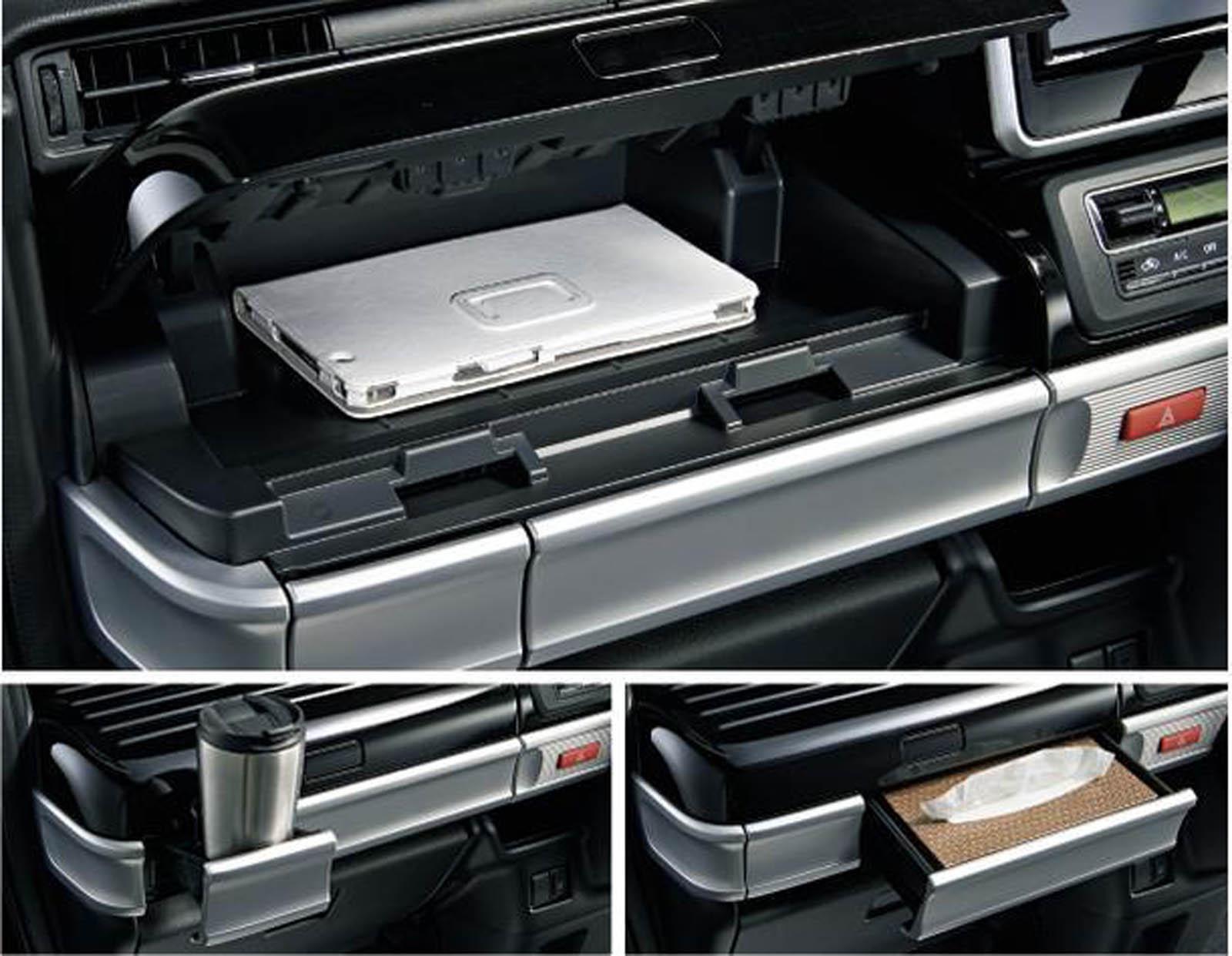 Suzuki Spacia 2018 (39)