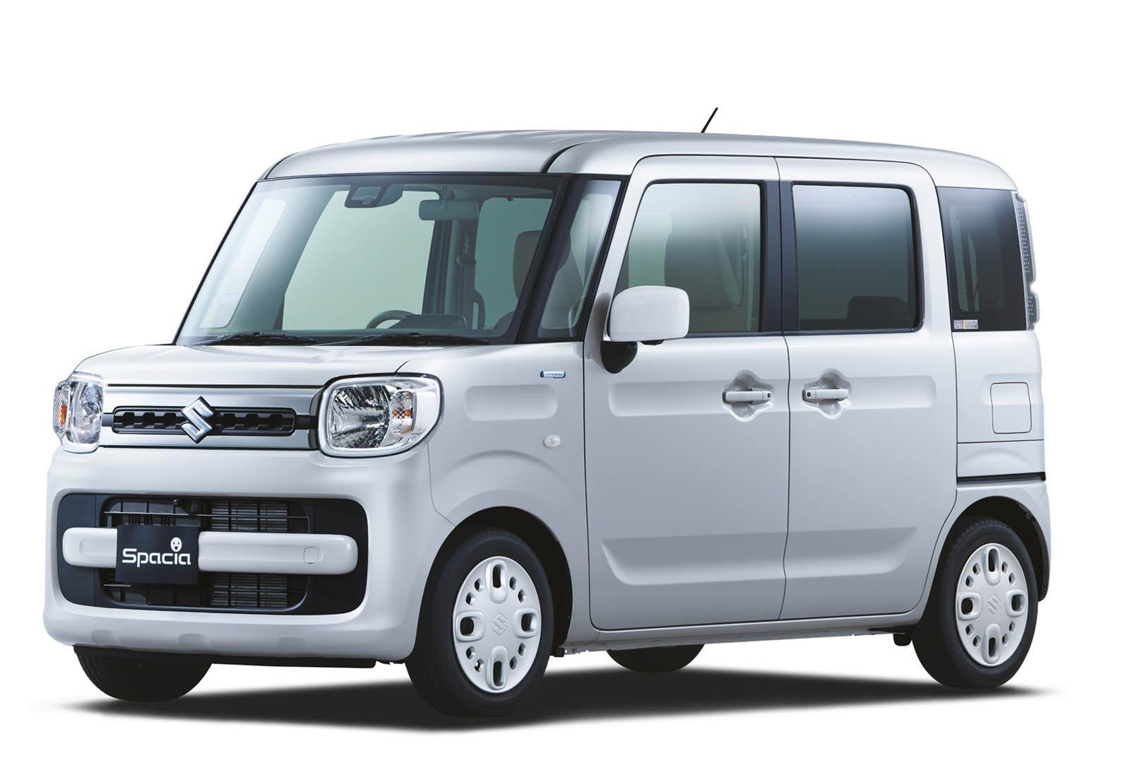 Suzuki Spacia 2018 (4)