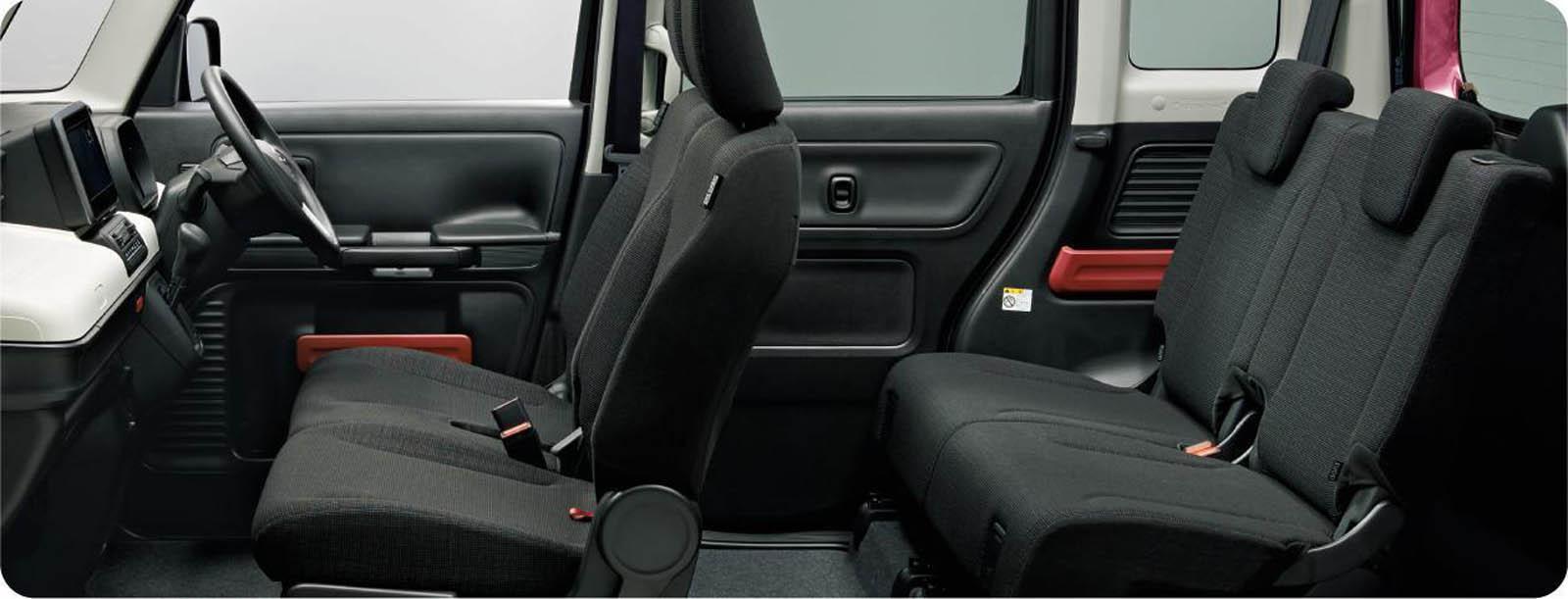 Suzuki Spacia 2018 (41)