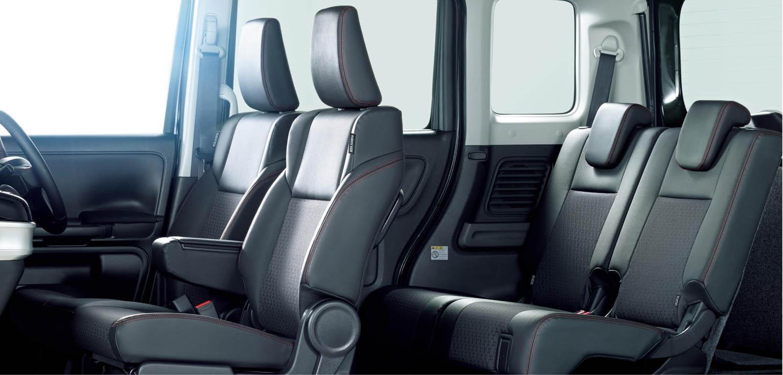 Suzuki Spacia 2018 (43)