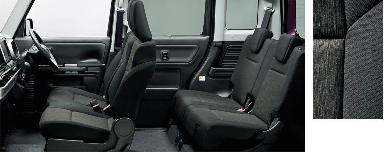 Suzuki Spacia 2018 (45)