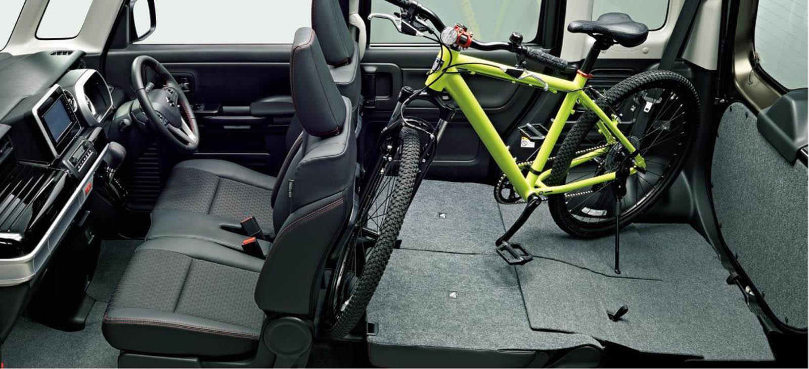 Suzuki Spacia 2018 (46)