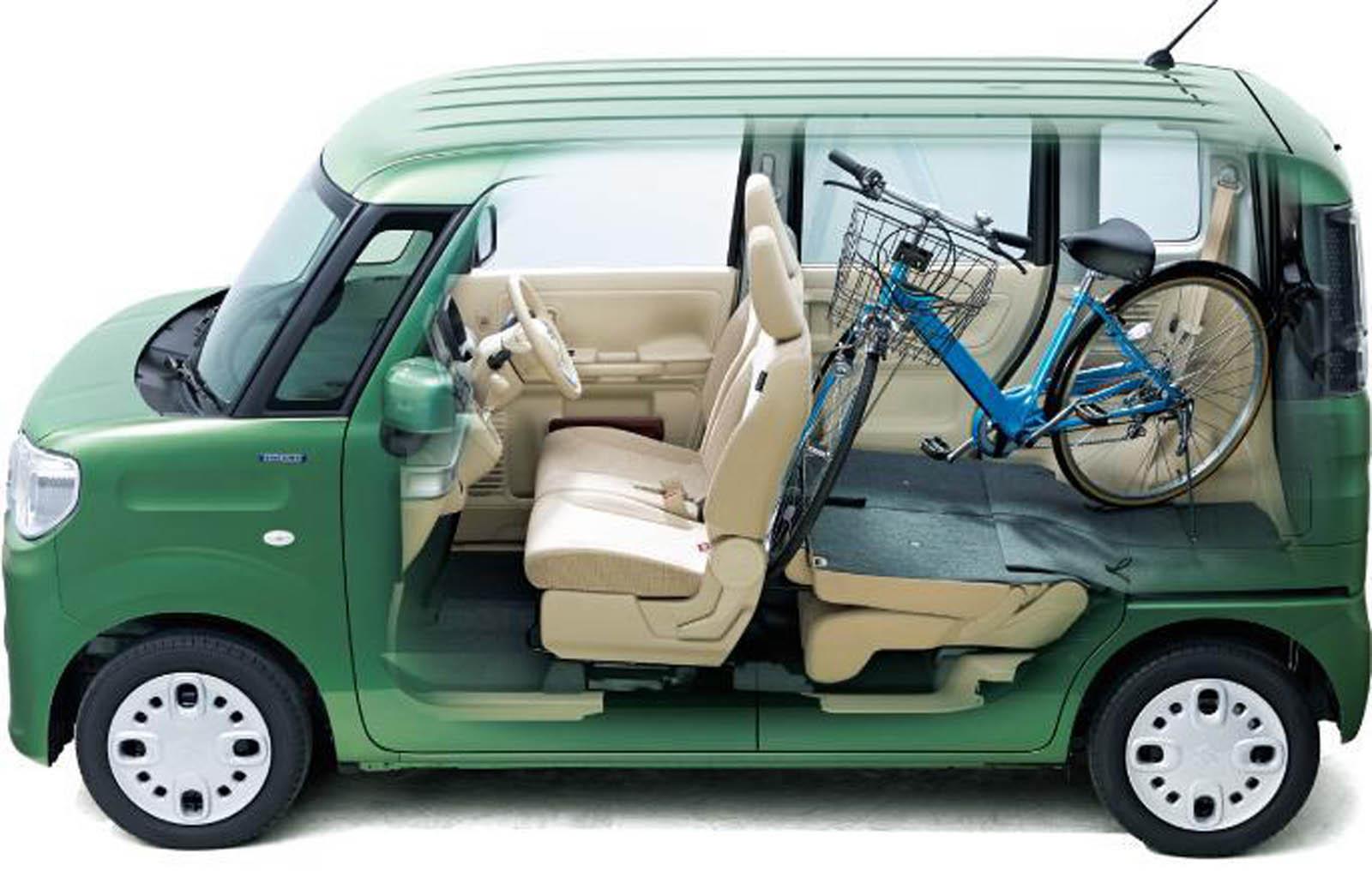 Suzuki Spacia 2018 (47)