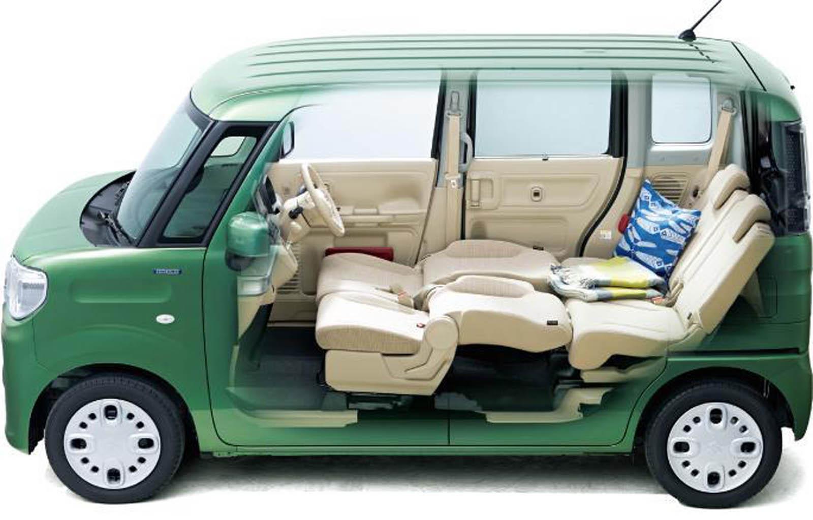 Suzuki Spacia 2018 (48)