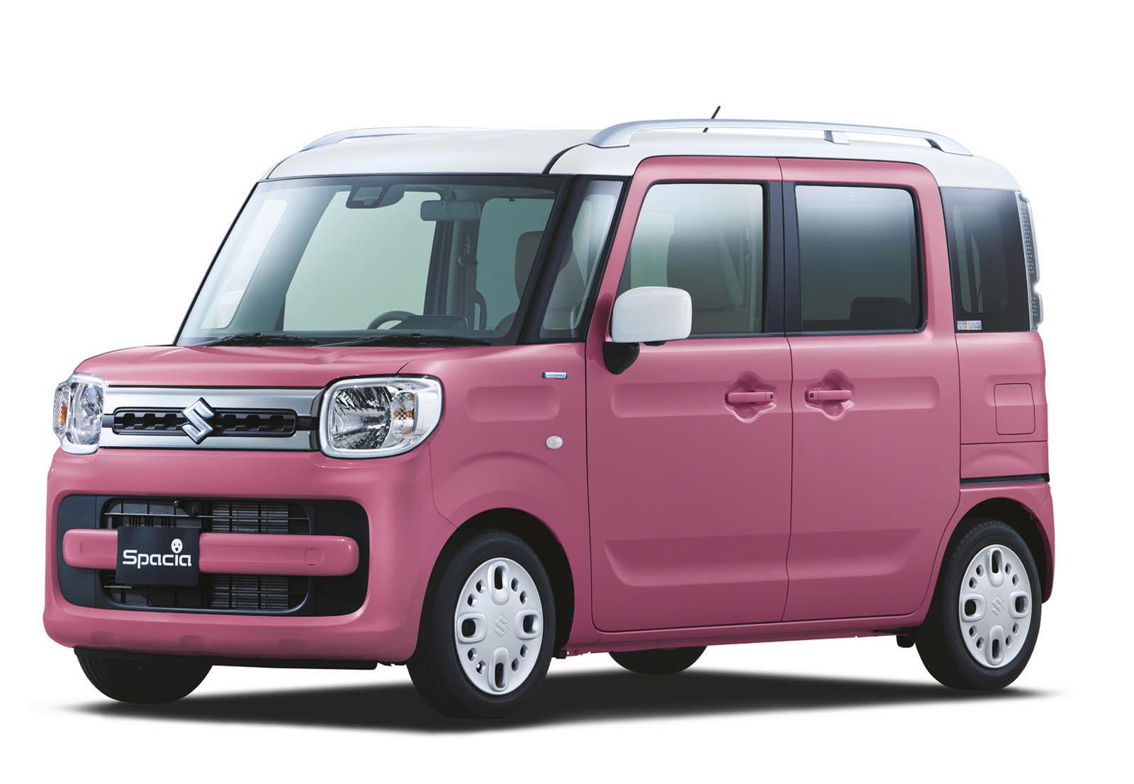 Suzuki Spacia 2018 (5)