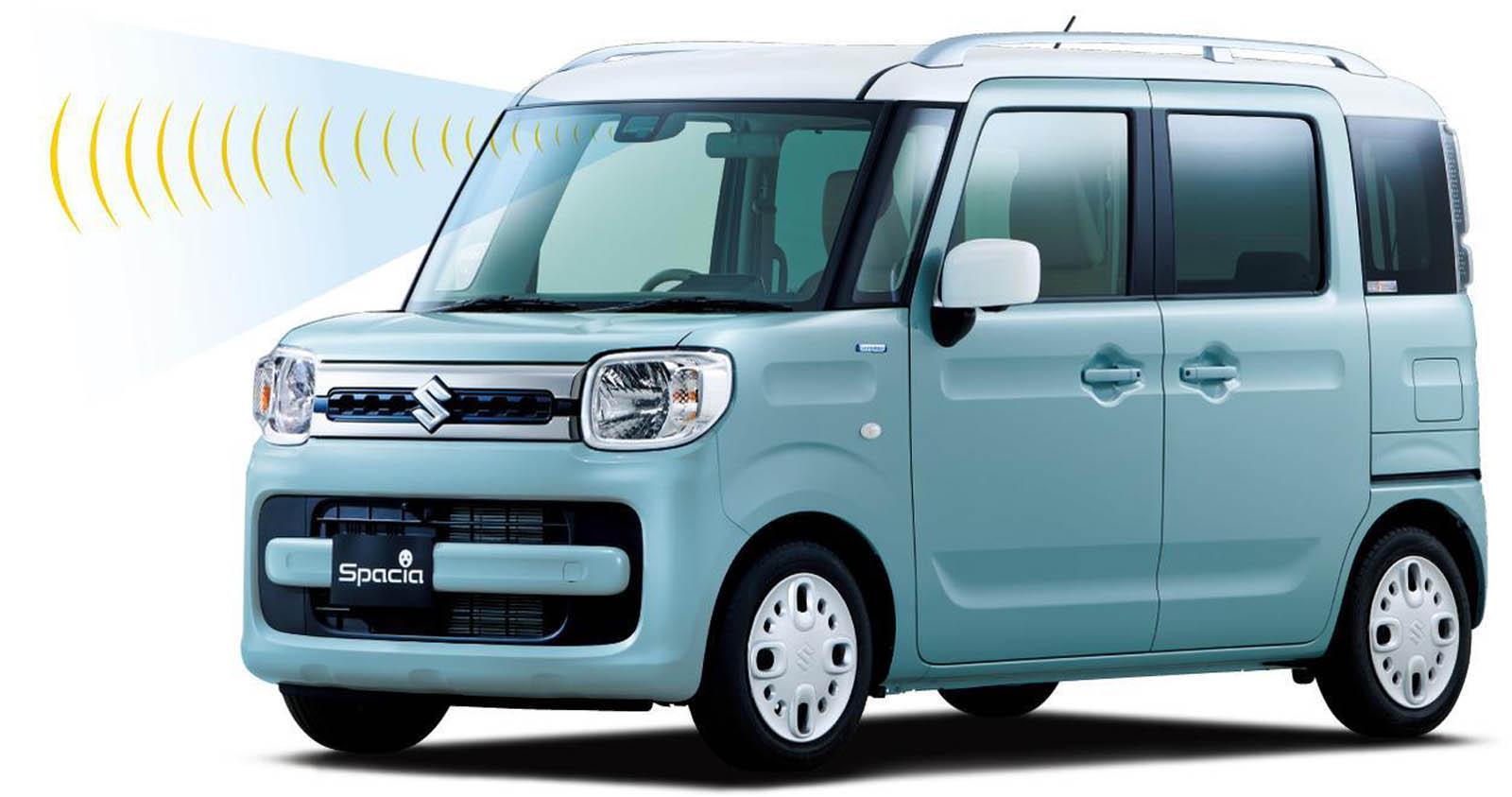 Suzuki Spacia 2018 (51)