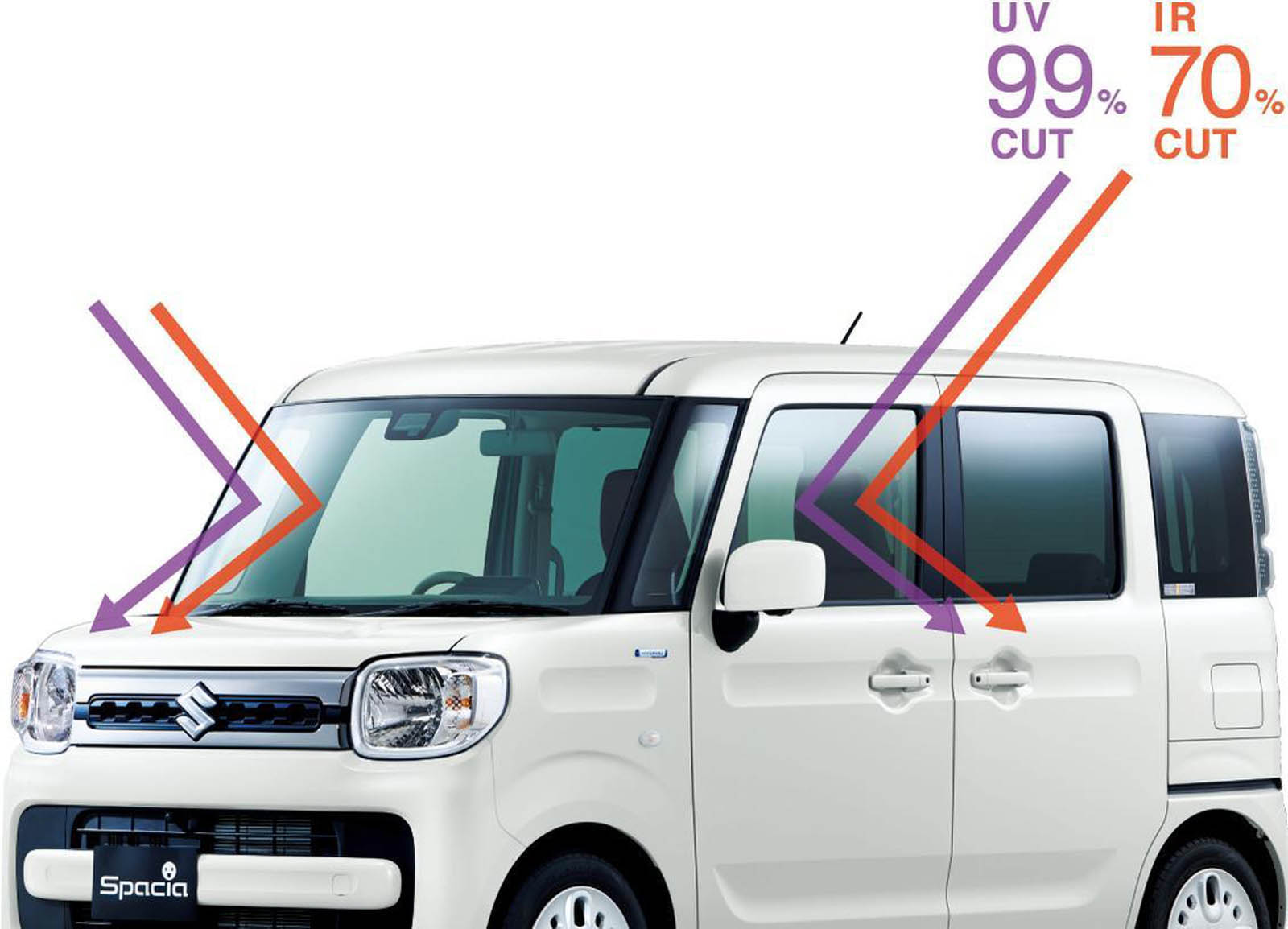 Suzuki Spacia 2018 (55)