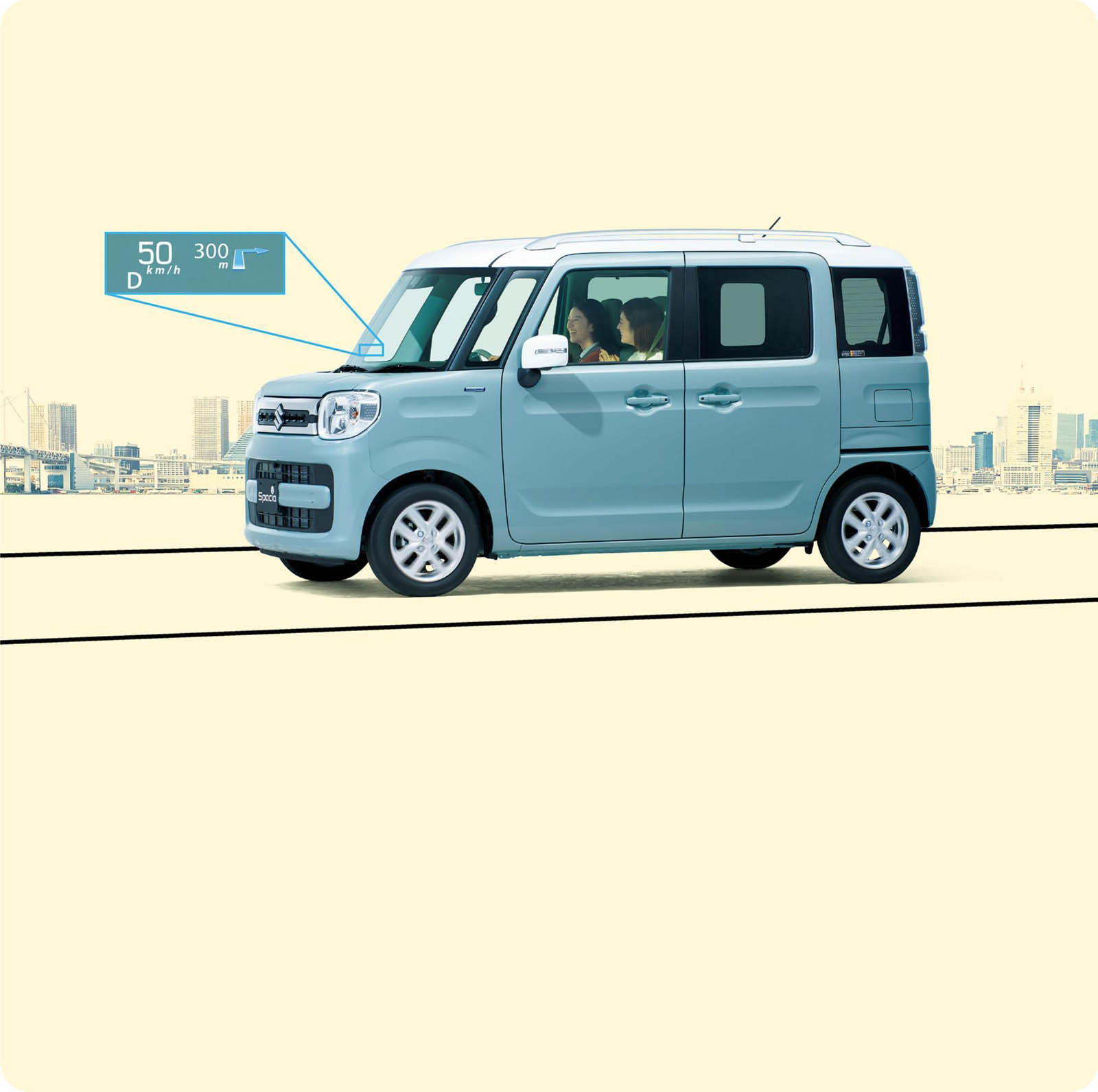 Suzuki Spacia 2018 (56)
