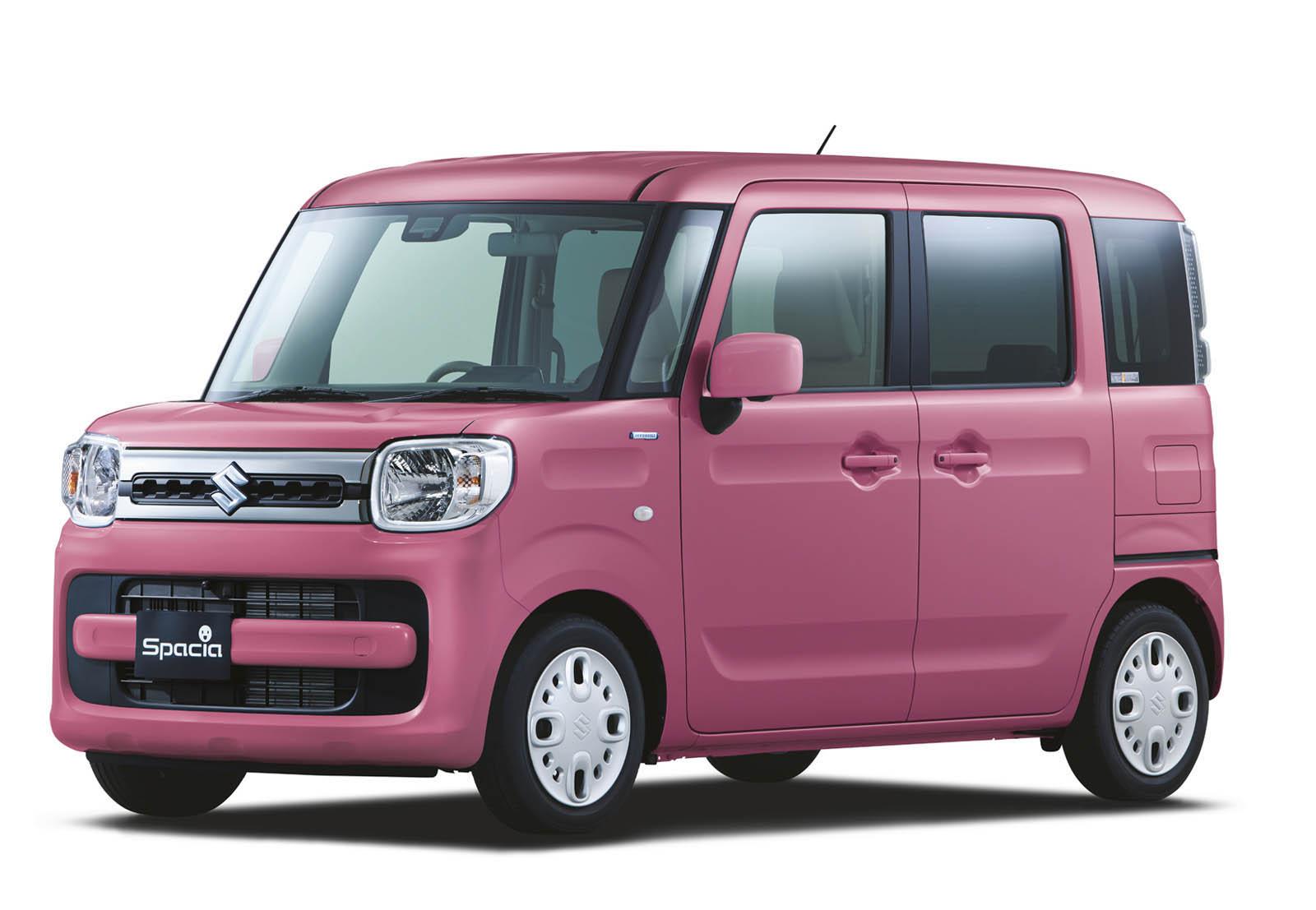 Suzuki Spacia 2018 (6)
