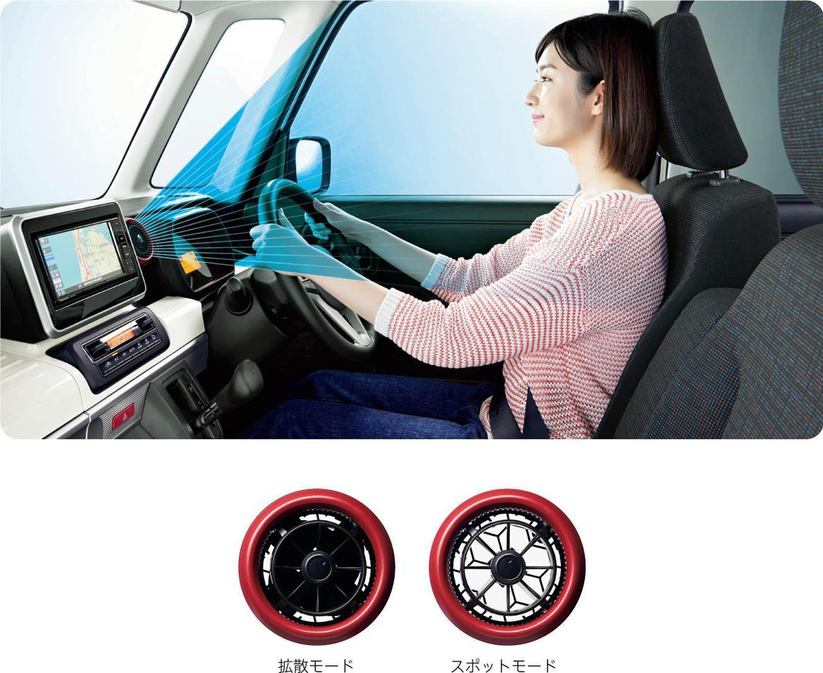 Suzuki Spacia 2018 (63)