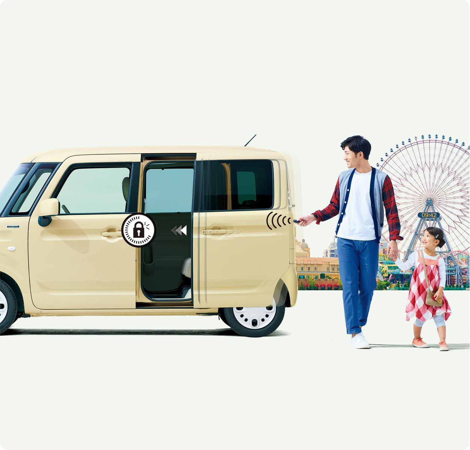 Suzuki Spacia 2018 (64)