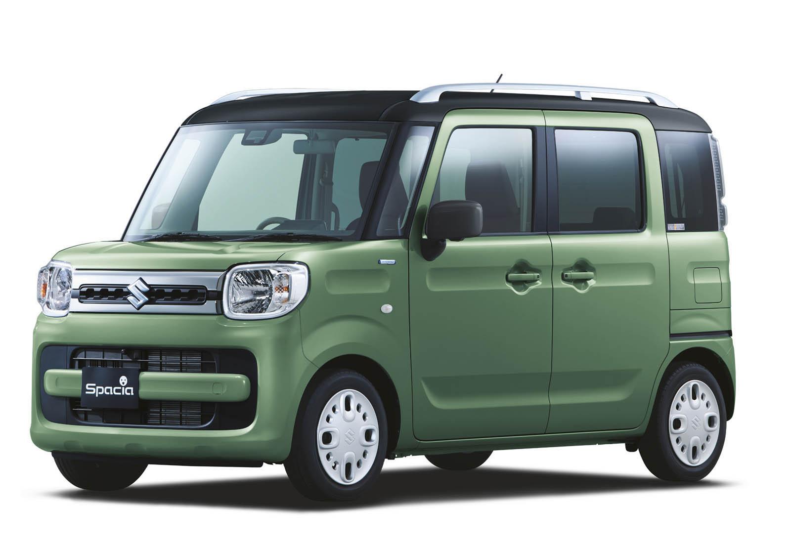 Suzuki Spacia 2018 (7)
