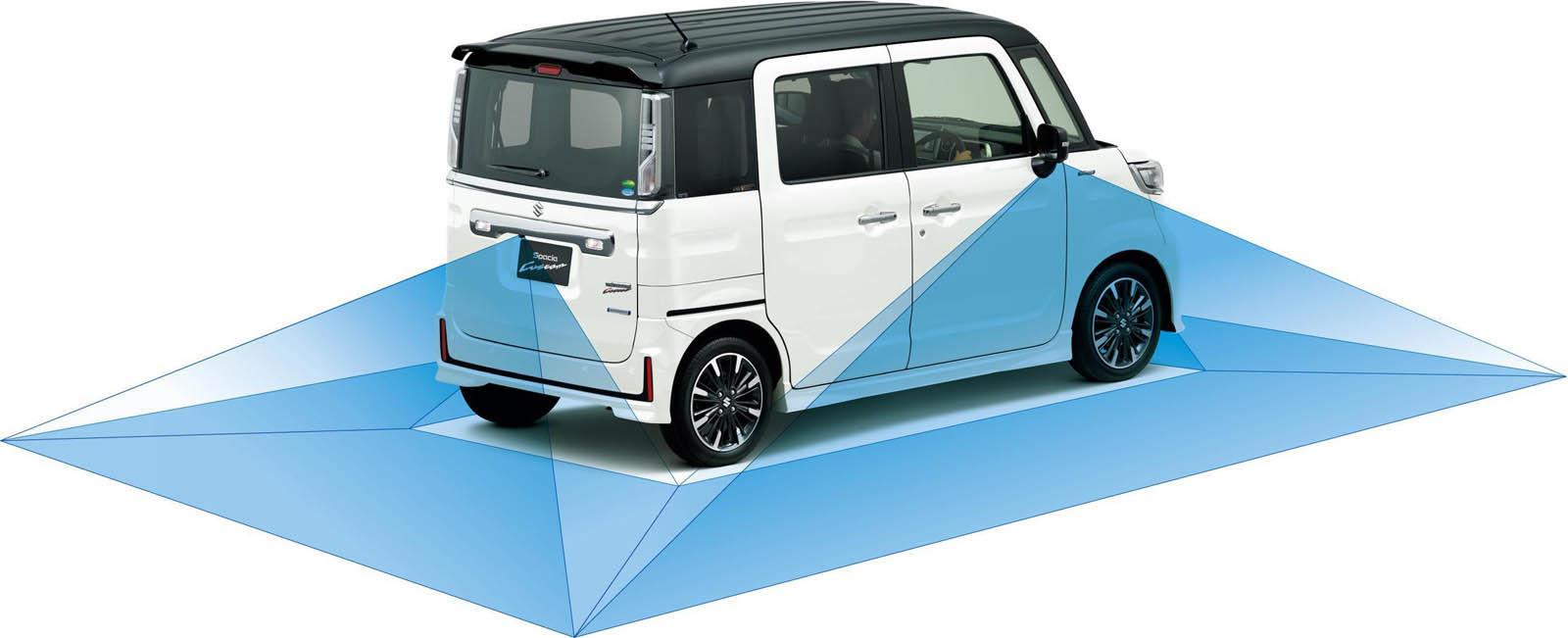 Suzuki Spacia 2018 (77)