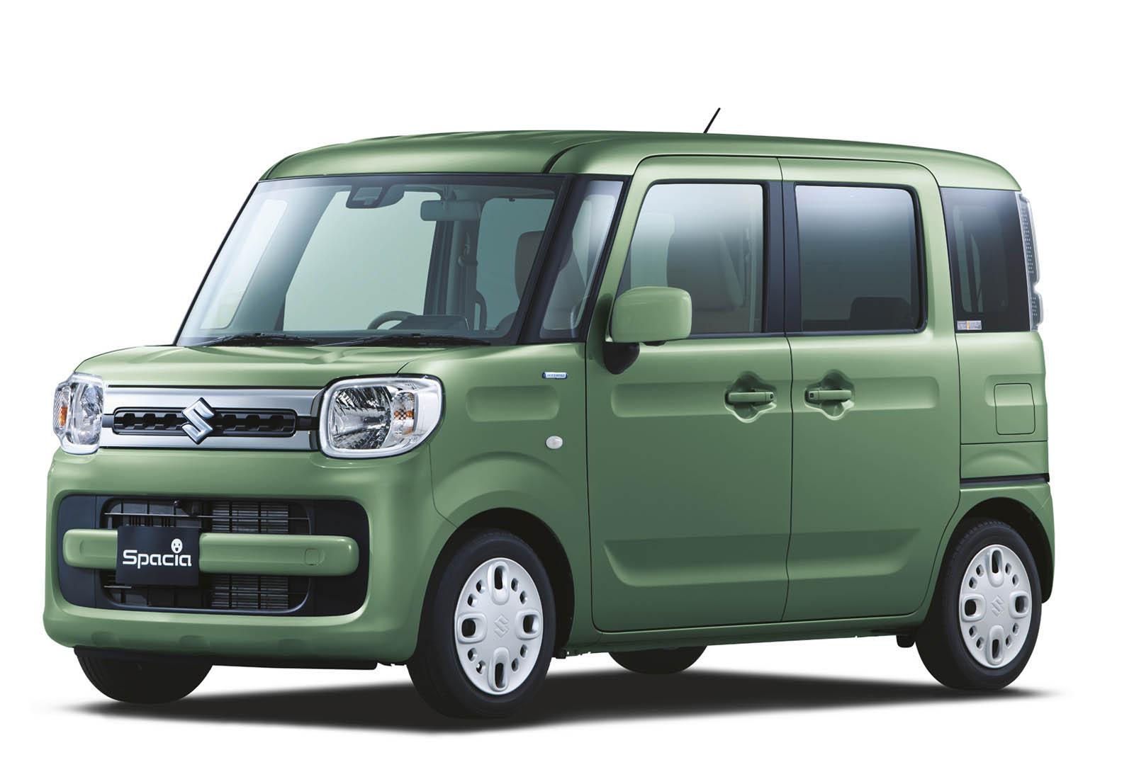 Suzuki Spacia 2018 (8)