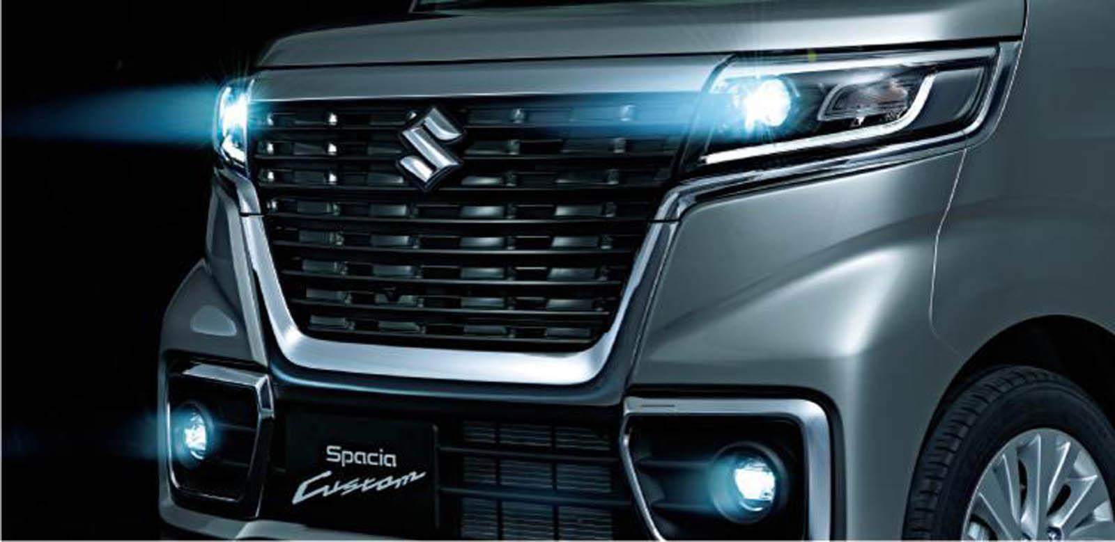 Suzuki Spacia 2018 (80)