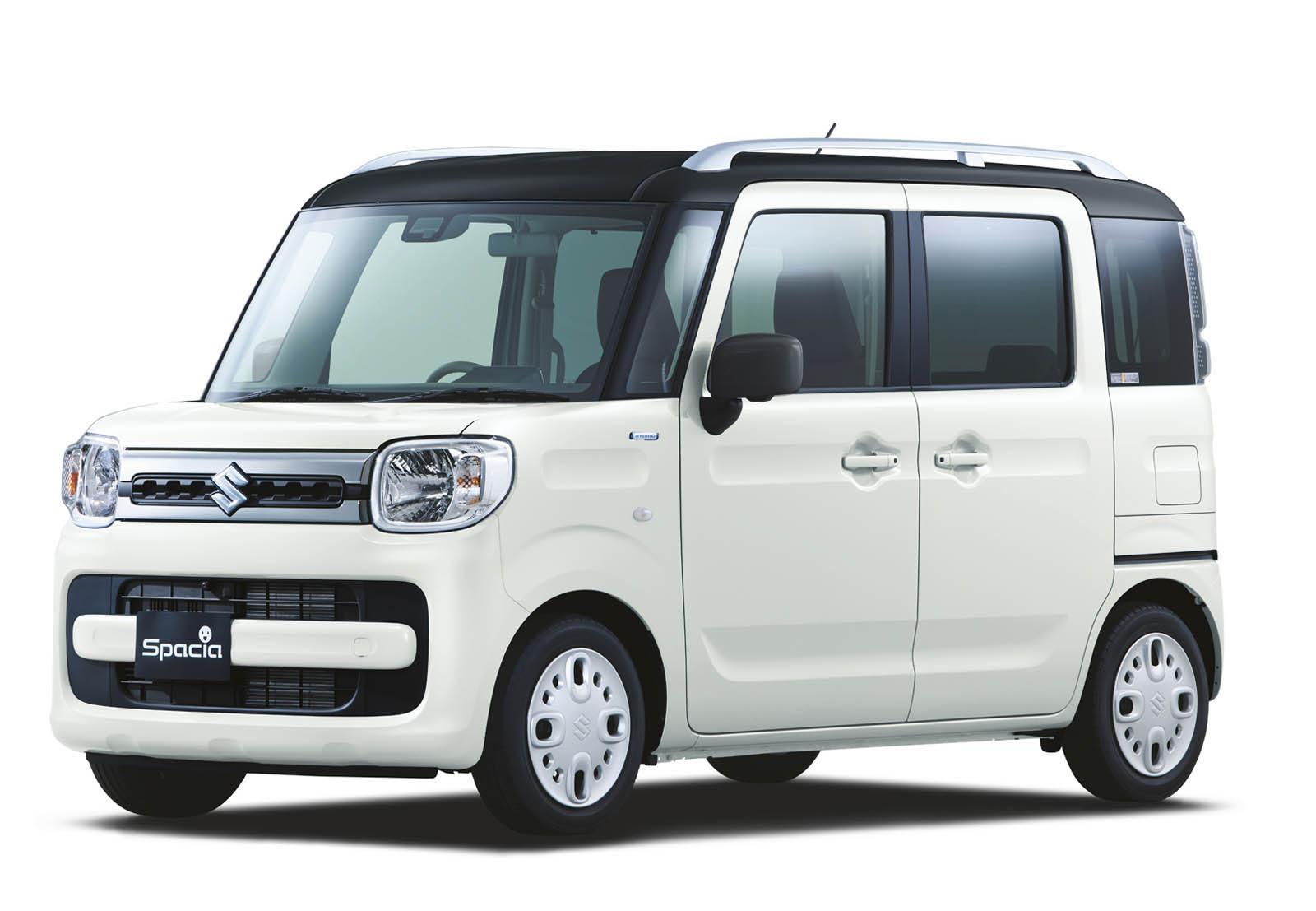 Suzuki Spacia 2018 (9)