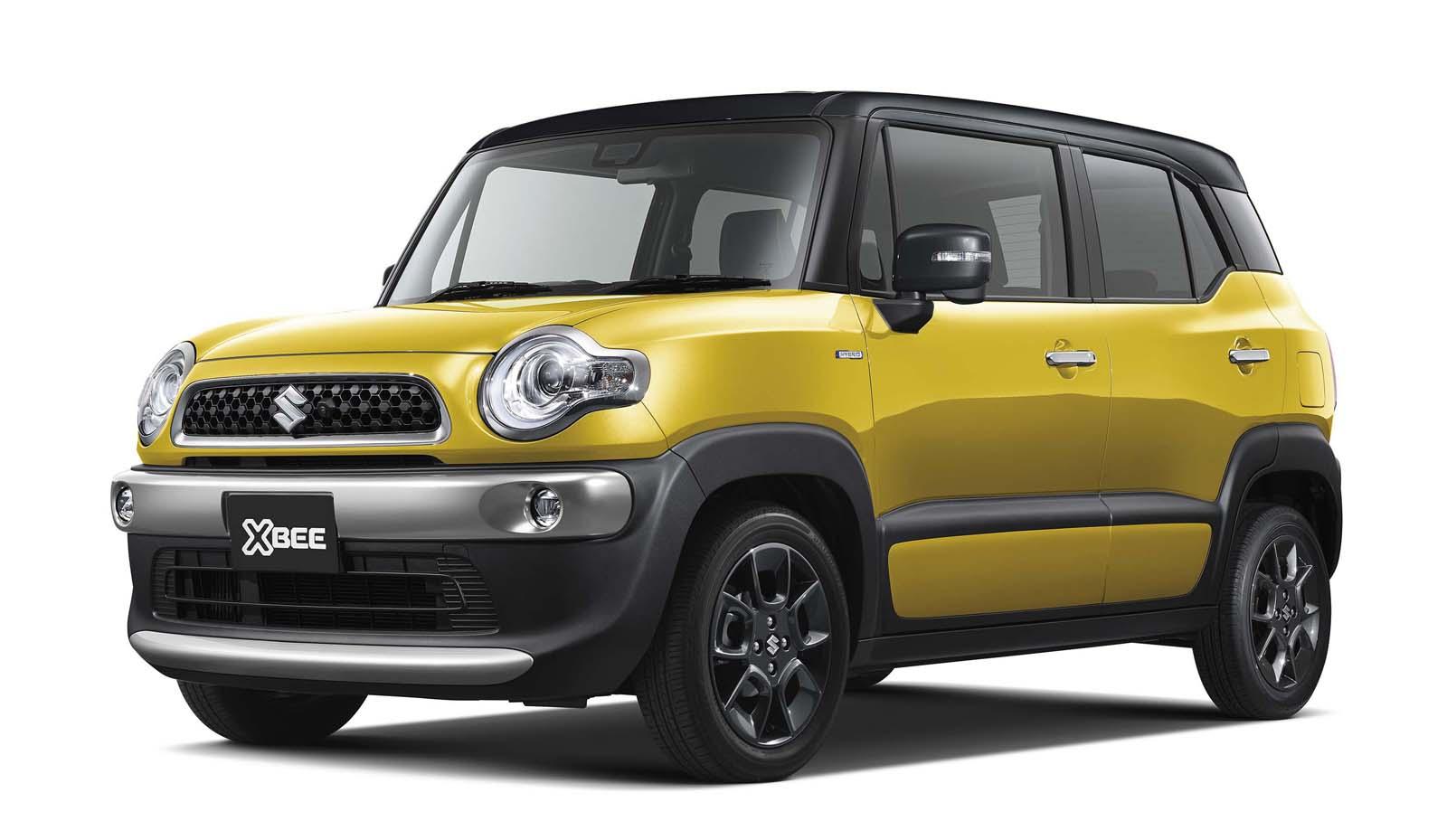 Suzuki Xbee 2018 (1)