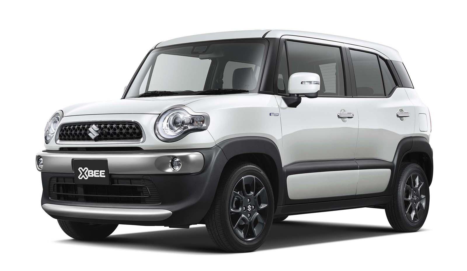 Suzuki Xbee 2018 (11)