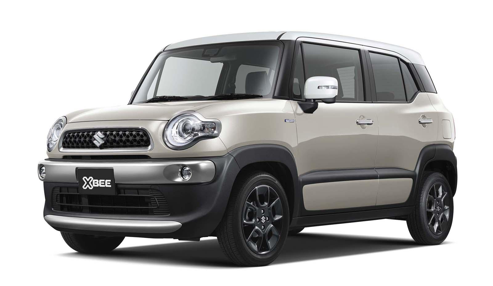 Suzuki Xbee 2018 (2)