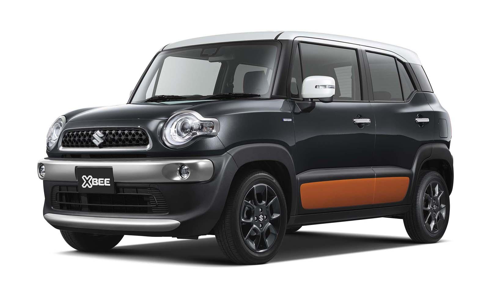 Suzuki Xbee 2018 (4)