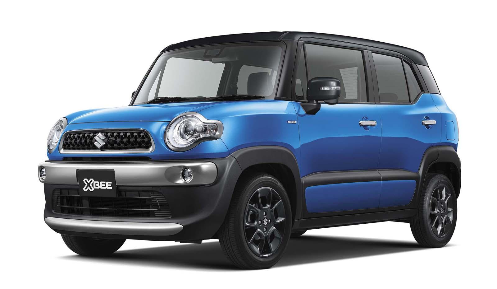 Suzuki Xbee 2018 (6)