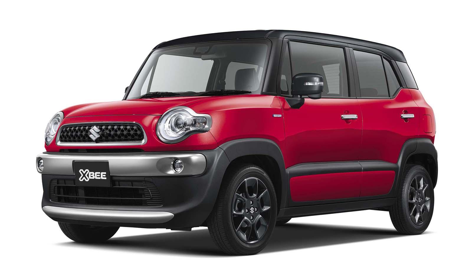 Suzuki Xbee 2018 (7)
