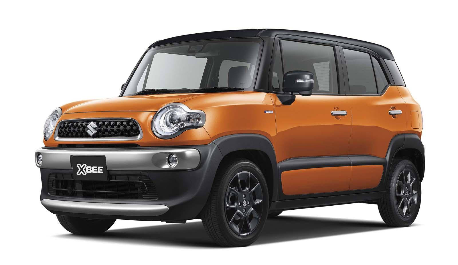 Suzuki Xbee 2018 (8)