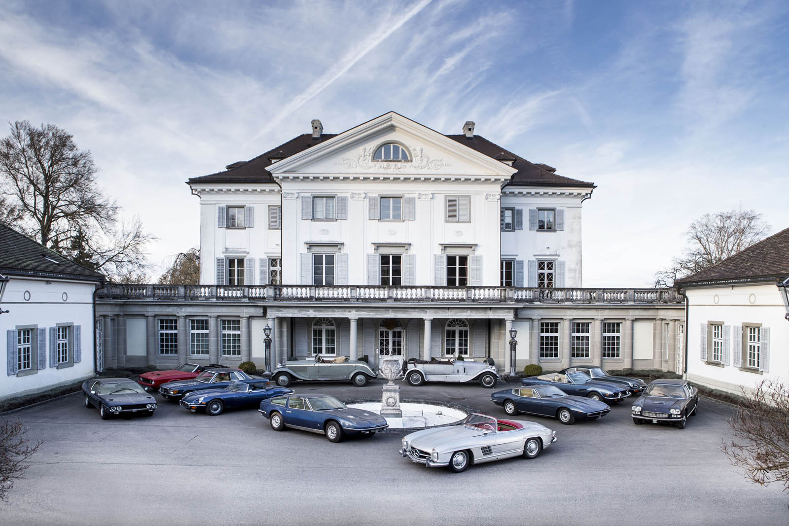 Swiss Castle cars in auctions (17)