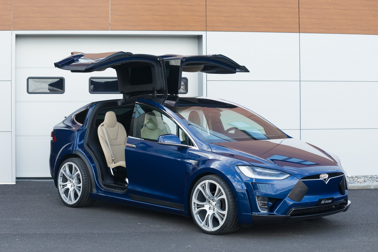Tesla Model X by FAB Design (2)