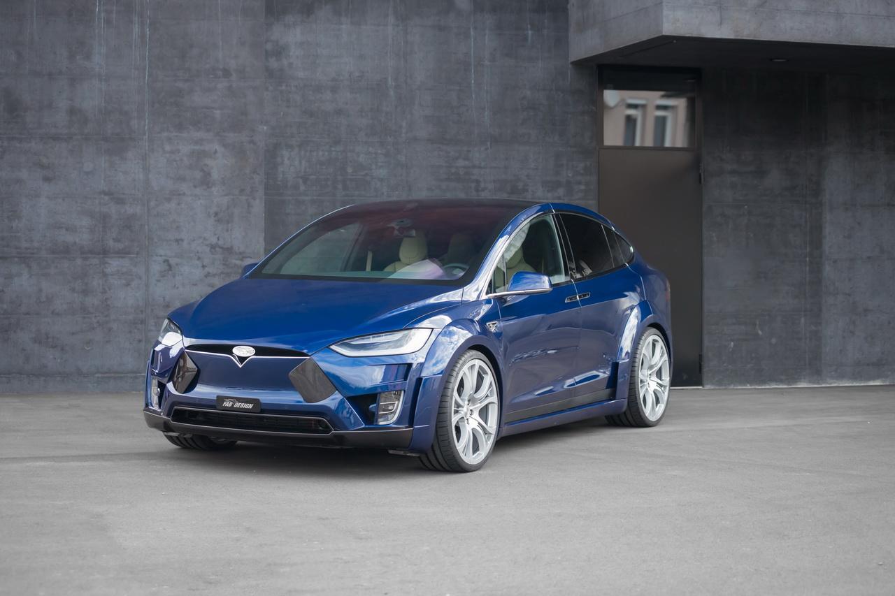 Tesla Model X by FAB Design (3)
