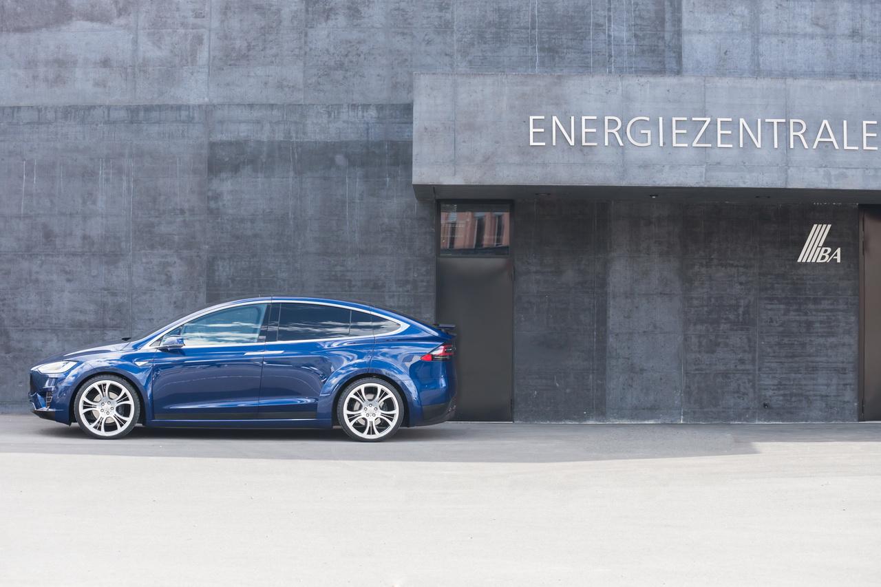 Tesla Model X by FAB Design (4)
