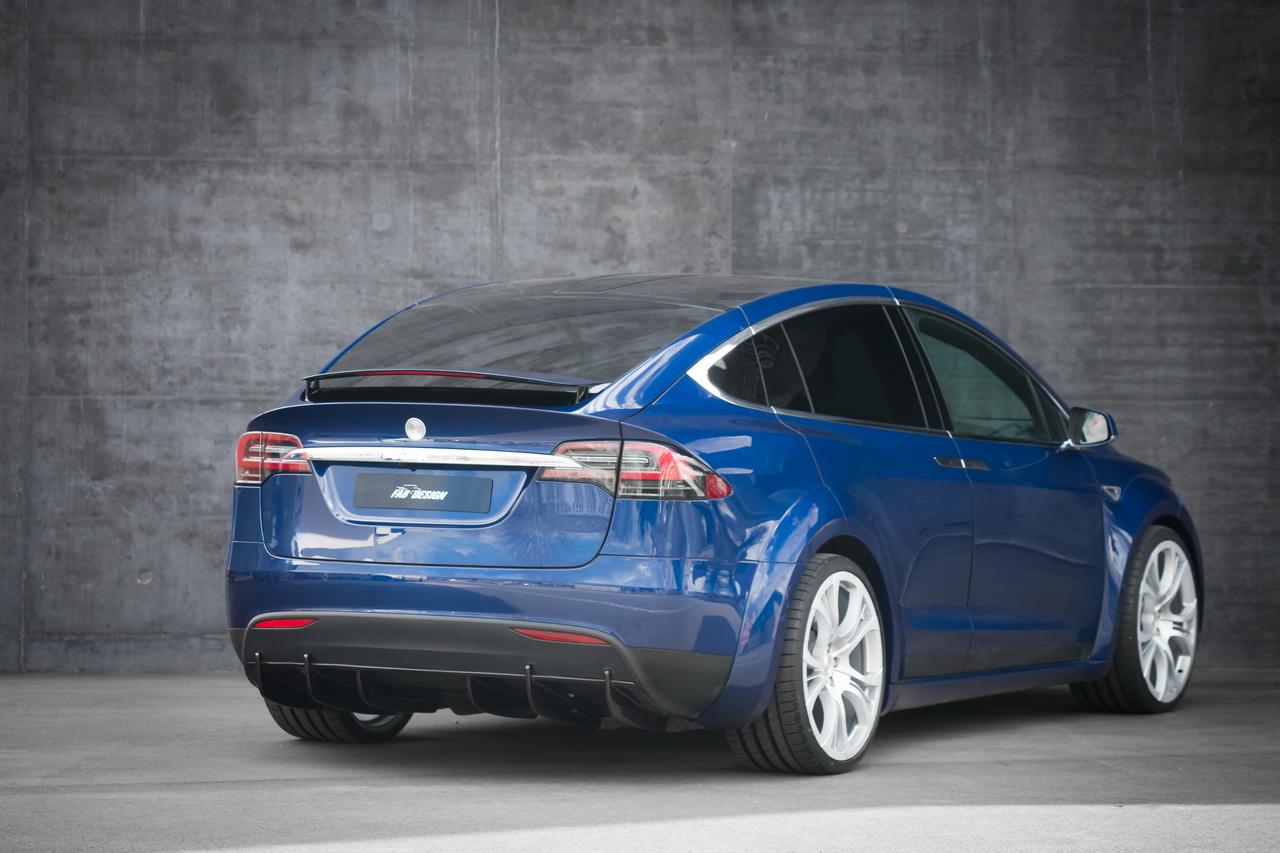 Tesla Model X by FAB Design (5)