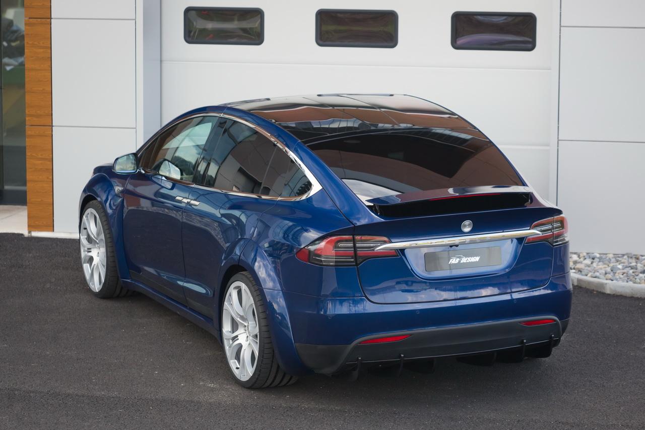 Tesla Model X by FAB Design (6)