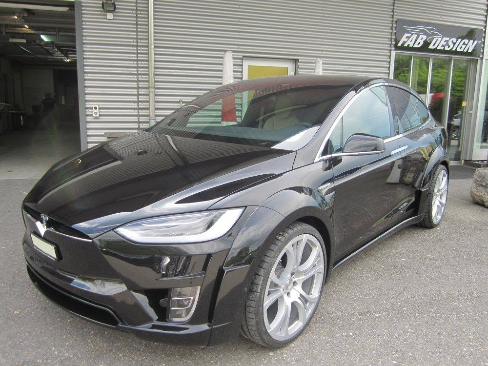 Tesla Model X by FAB Design (8)