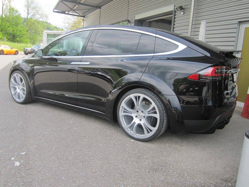 Tesla Model X by FAB Design (9)