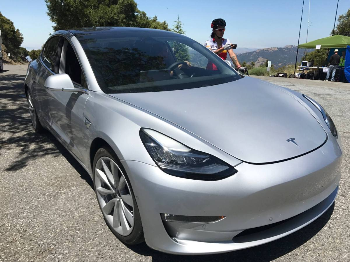 Tesla Molde 3 new photos (1)
