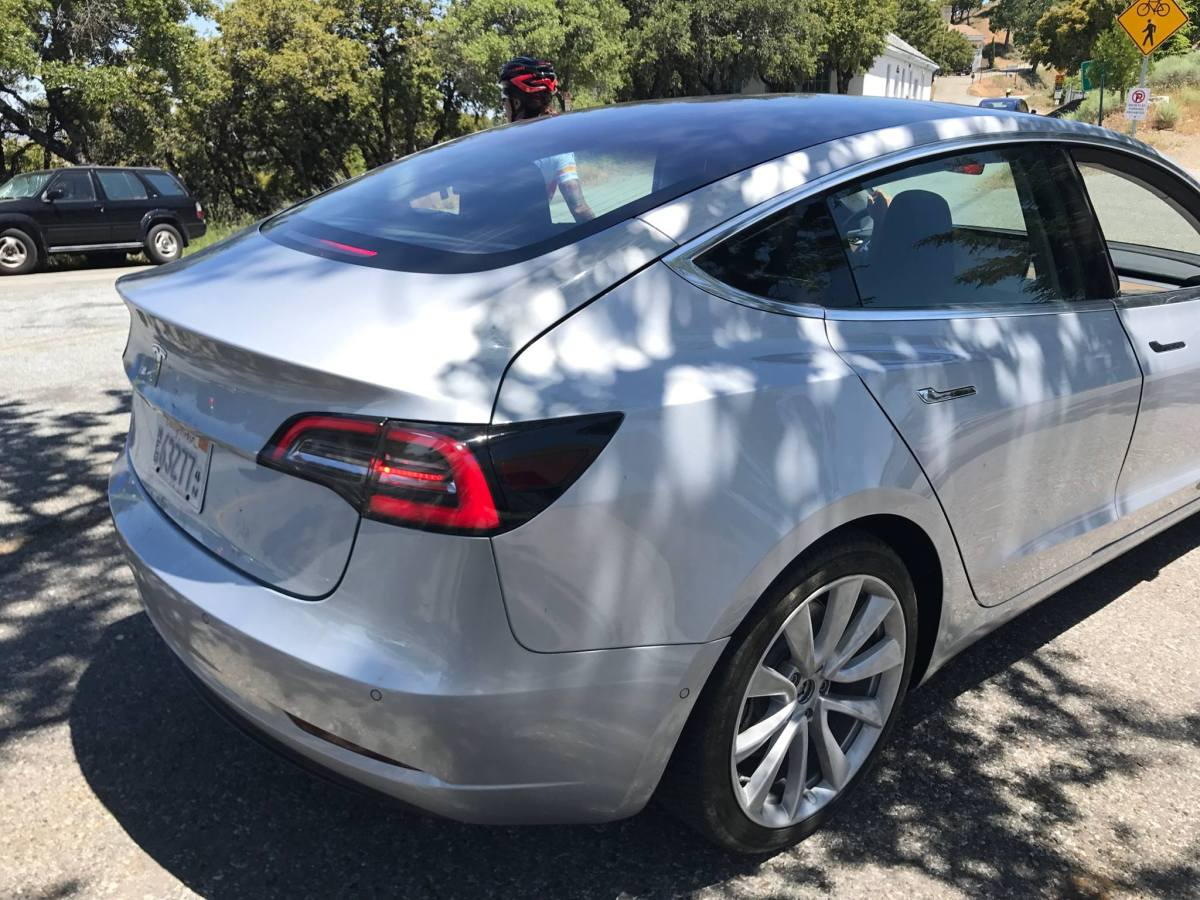 Tesla Molde 3 new photos (4)