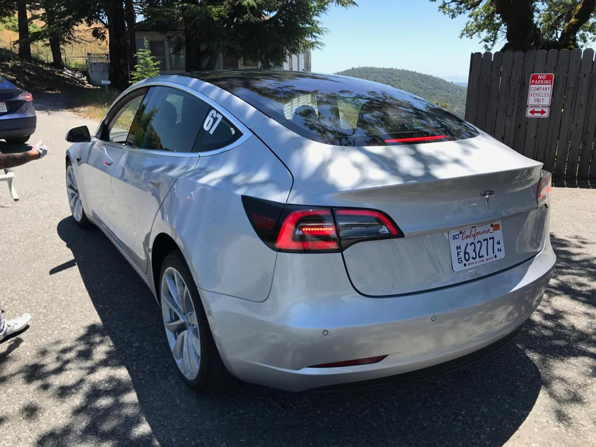 Tesla Molde 3 new photos (5)