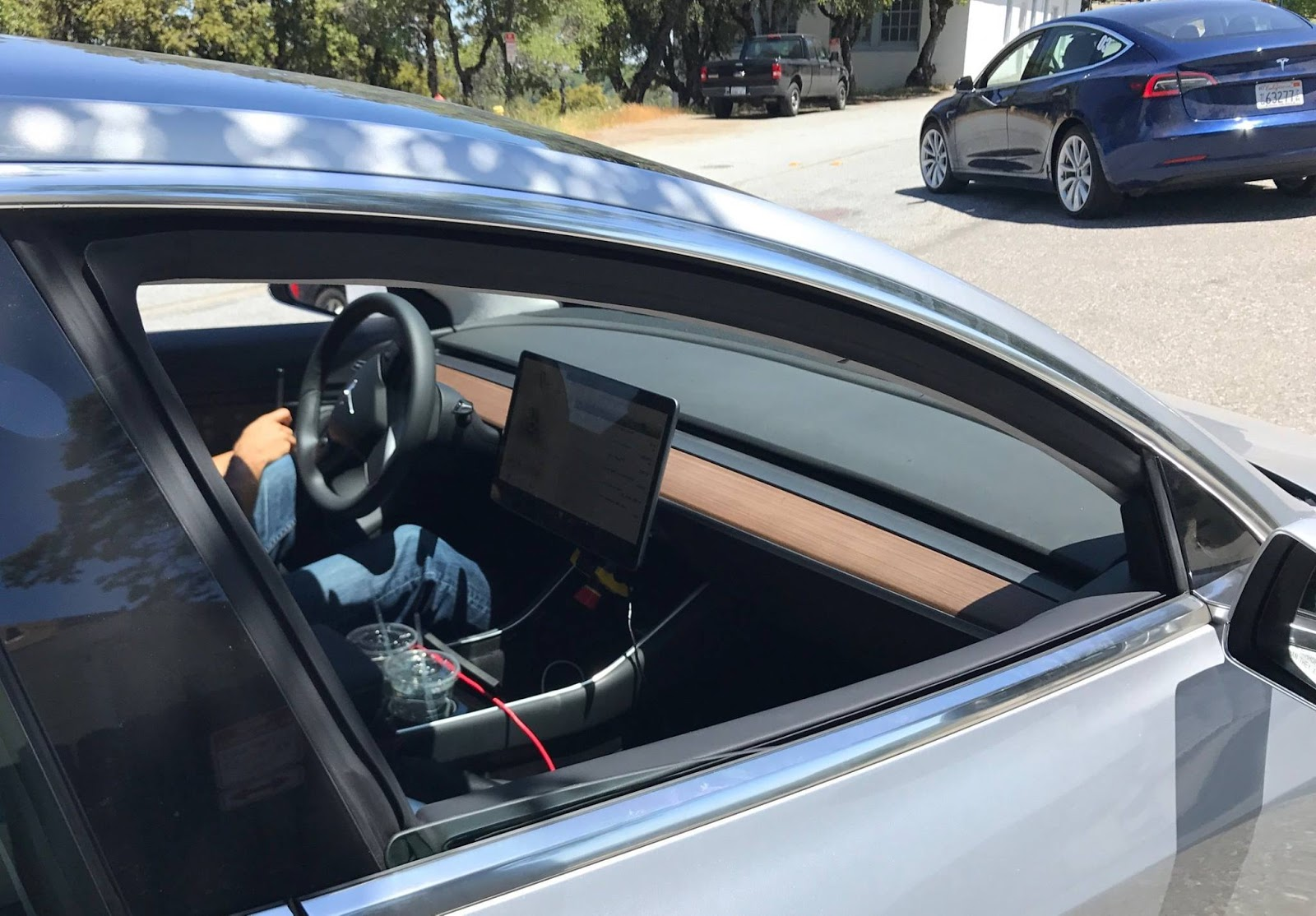 Tesla Molde 3 new photos (6)