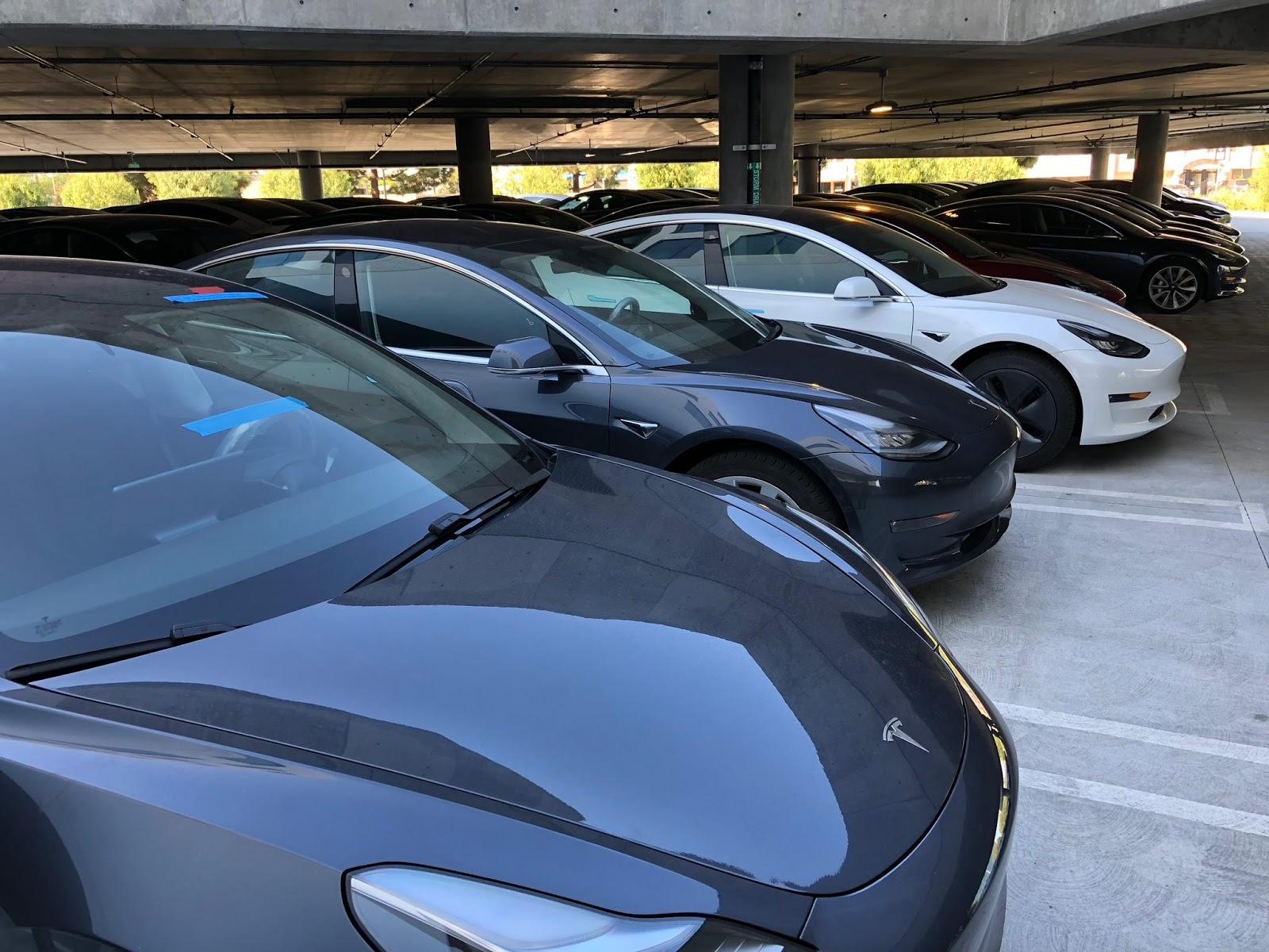 Tesla-LA-Parking-Lot-1