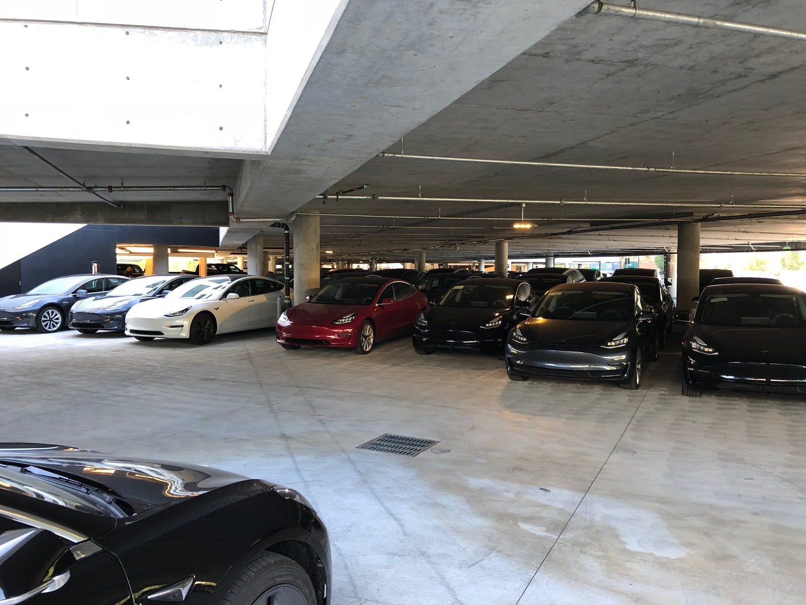 Tesla-LA-Parking-Lot-5