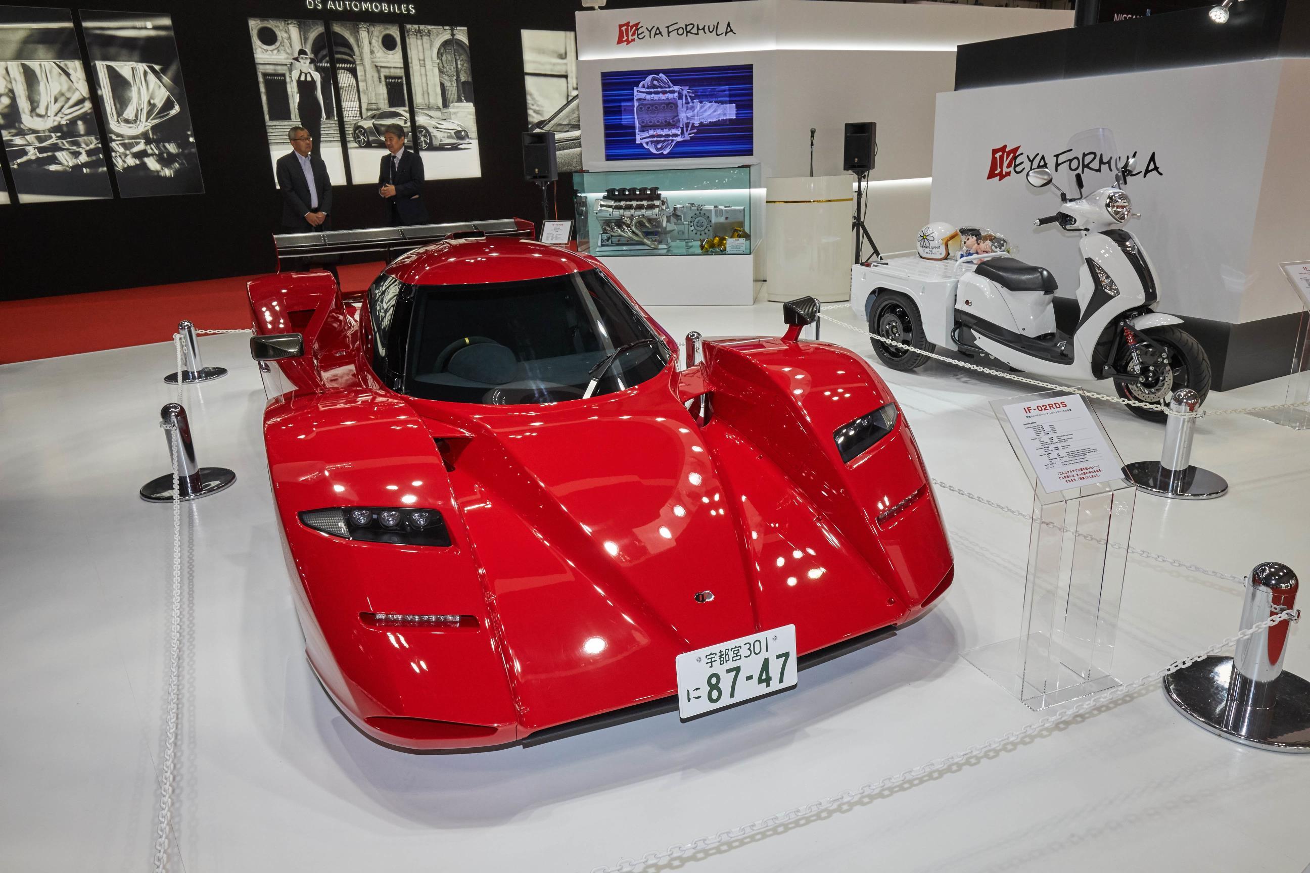 Tokyo motor show 2017 (350)