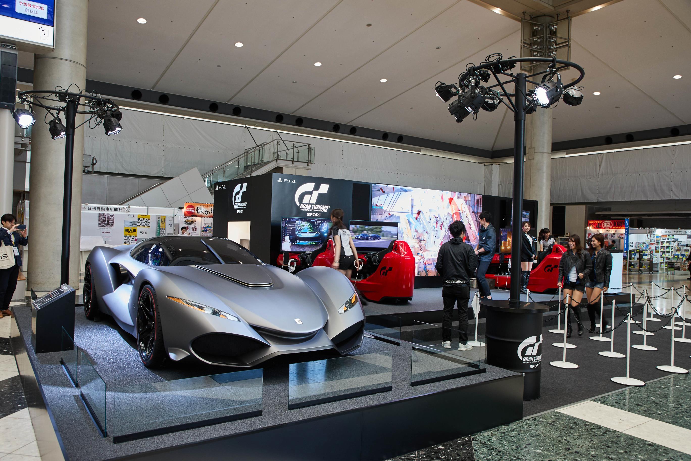 Tokyo motor show 2017 (5)