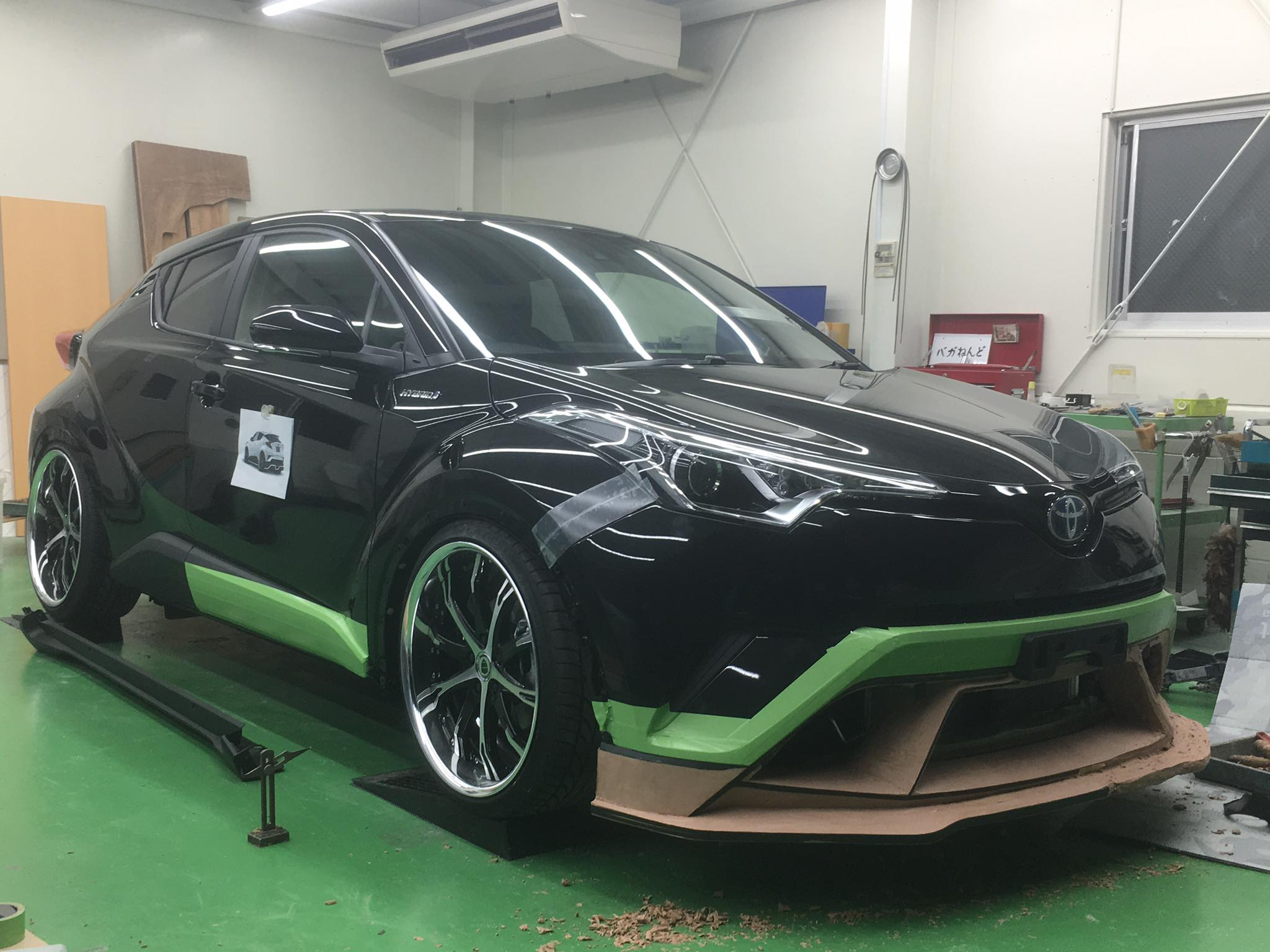 Toyota C-HR by Kuhl Racing (12)